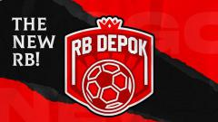 Indosport - Logo klub Liga 3, RB Depok FC.