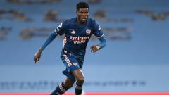 Indosport - Arsenal Menang, Thomas Partey Dapat Pujian dari Arteta