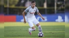 Indosport - Pemain RB Salzburg, Luka Sucic jadi incaran AC Milan
