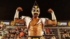 Indosport - Pegulat Meksiko, Principe Aereo.