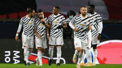 Indosport - Paris Saint-Germain (PSG) tidak berdaya kala ditekuk 1-2 oleh Manchester United dalam laga perdana Grup H Liga Champions di Parc de Princes.