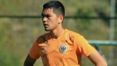Indosport - Luah Fynn Jeremy, pemain keturunan Indonesia-Jerman.