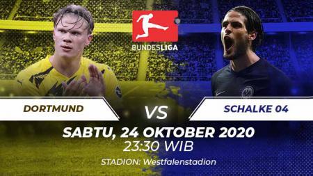Dortmund vs Schalke. - INDOSPORT