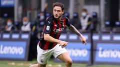 Indosport - Davide Calabria, Pemain AC Milan