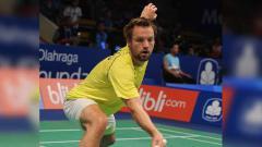Indosport - Usai menderita penyakit langka sampai lumpuh, pebulutangkis Denmark Christian Lind siap kembali melanjutkan hidup normal kembali.