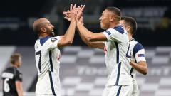 Indosport - Berikut hasil pertandingan Liga Europa antara Tottenham Hotspur vs LASK, Jumat (23/10/20) dini hari WIB, di mana tuan rumah meraih kemenangan telak 3-0.