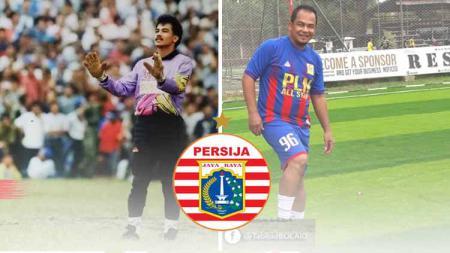 Mengenal Zahlul Fadil, Kiper Inti Pertama Persija di Liga Indonesia. - INDOSPORT