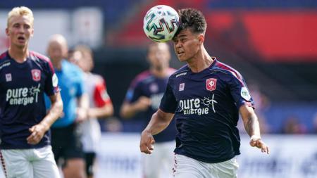 Mees Hilgers, pemain FC Twente keturunan Indonesia. - INDOSPORT