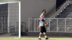 Indosport - Kiper legendaris Persija Jakarta, Zahlul Fadil.