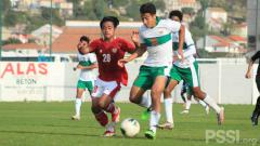 Indosport - Jack Brown pada Laga internal game Timnas Indonesia U-19, Jumat (23/10/20).
