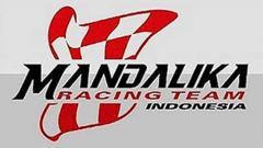 Indosport - Logo Mandalika Racing Team.