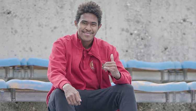 Naik Kelas ke Timnas U-23, Pemain Muda Persija Tak Mau Kecewakan Shin Tae-yong
