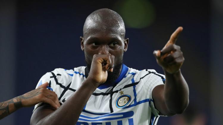 Inter Milan Pastikan Romelu Lukaku Cedera