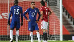 Indosport - Thiago Silva membeberkan rasa bangganya dilatih oleh Frank Lampard serta mengucapkan janji setianya ke Chelsea.