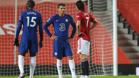 Thiago Silva membuktikan bahwa usia bukan penghalang untuk menjadi salah 1 bek terbaik di Liga Inggris. - INDOSPORT