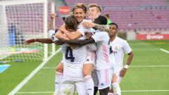 Indosport - Buntut Penalti Ramos di Laga Barcelona vs Madrid, Asisten Wasit Buka Suara