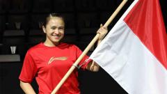 Indosport - Melati Daeva.