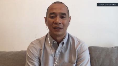 Kurniawan Dwi Yulianto, mantan pemain timnas Indonesia. - INDOSPORT