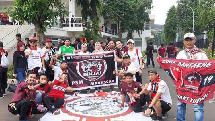 Suporter PSM Makassar Pertanyakan Sikap Polri Terkait Izin Liga 1 2020