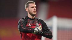 Indosport - David De Gea, kiper Manchester United.