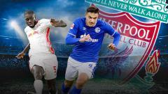 Indosport - Ozan Kabak dan Dayot Upamecano, siapa yang cocok untuk Liverpool?