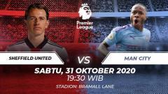 Indosport - Prediksi Liga Inggris: Sheffield United vs Manchester City, Waspada Kebangkitan Tuan Rumah.