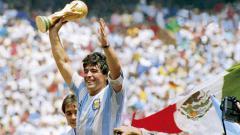 Indosport - Mantan pelatih Chelsea, Andre Villas-Boas, ingin FIFA pensiunkan nomor 10 menyusul kabar meninggalnya Diego Maradona.