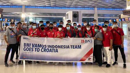 Luka Modric Jadi Inspirasi Vamos Indonesia untuk Sukses di Kroasia. - INDOSPORT