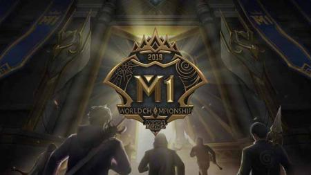 Mobile legend world championship - INDOSPORT