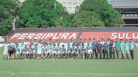 Skuat klub Liga 2, Sulut United. - INDOSPORT