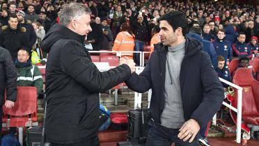 Man United vs Arsenal: Duel 2 Tim Pragmatis dan Andal dalam Serangan Balik