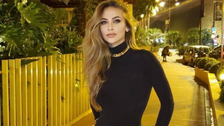 Lolita Osmanova, pengusaha cantik Rusia yang dikabarkan jadi pacar baru Grigor Dimitrov. - INDOSPORT