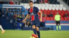 Indosport - Aksi Ander Herrera bersama Paris Saint-Germain (PSG)