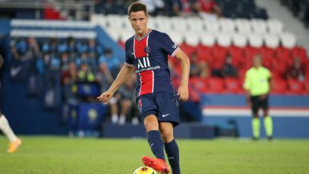 Aksi Ander Herrera bersama Paris Saint-Germain (PSG) - INDOSPORT