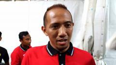 Indosport - Mantan pemain Persib Bandung, Siswanto.