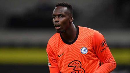 Kekalahan dari Wolverhampton Wanderers menandakan berakhirnya bulan madu Edouard Mendy yang kini gagal mencetak cleansheet bersama Chelsea di 3 laga terakhir. - INDOSPORT