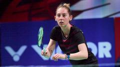 Indosport - Kirsty Gilmour, Pebulutangkis Scotlandia