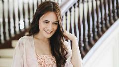 Indosport - Shandy Aulia, aktris cantik Indonesia.