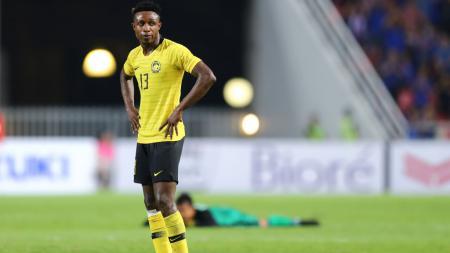 Mohamadou Sumareh mengalami nasib sial usai gabung ke klub Thailand. - INDOSPORT