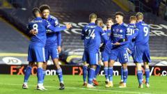Indosport - Link Live Streaming Liga Europa: Leicester City vs Slavia Praha.