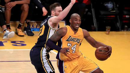 3 November 1996 akan selalu dikenang sebagai langkah awal mendiang Kobe Bryant menjadi legenda di LA Lakers dan kompetisi NBA. - INDOSPORT