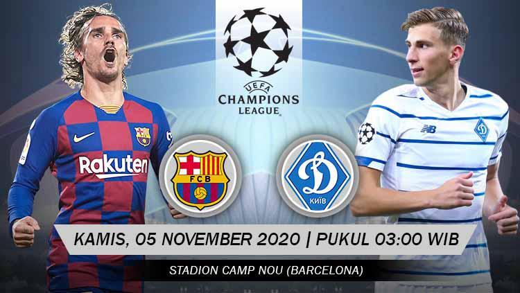 prediksi laga liga champions barcelona vs dynamo kiev indosport prediksi laga liga champions barcelona