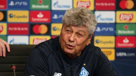 Pelatih Dynamo Kiev mengungkapkan keyakinannya jika Barcelona tak akan keluar sebagai juara Liga Champions musim 2020/21 ini. - INDOSPORT