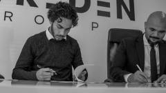 Indosport - Jelte Pal, pemain keturunan Indonesia yang direkrut Sergio van Dijk.