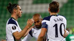 Indosport - Gareth Bale buka suara soal situasi Harry Kane di Tottenham Hotspur.