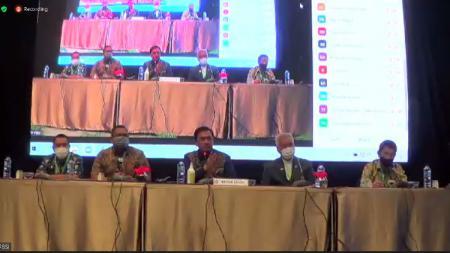 Resmi terpilih menjadi Ketua Umum PBSI periode 2020 - 2024, ini target utama dari Agung Firman Sampurna. - INDOSPORT