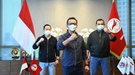 Persatuan Besar Esports Seluruh Indonesia (PBESI) menggelar turnamen eSports Free Fire antar pelajar. - INDOSPORT
