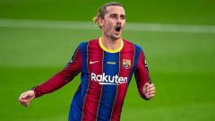 Indosport - Raksasa sepak bola Ligue 1 Prancis, Paris Saint-Germain, dikabarkan sedang mengincar striker bintang Barcelona untuk menggantikan posisi Kylian Mbappe.