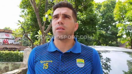 Bek Persib, Fabiano Beltrame. - INDOSPORT