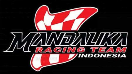 Logo Mandalika Racing Team. - INDOSPORT